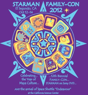 STARMAN FAMILY-CON 2012 logo